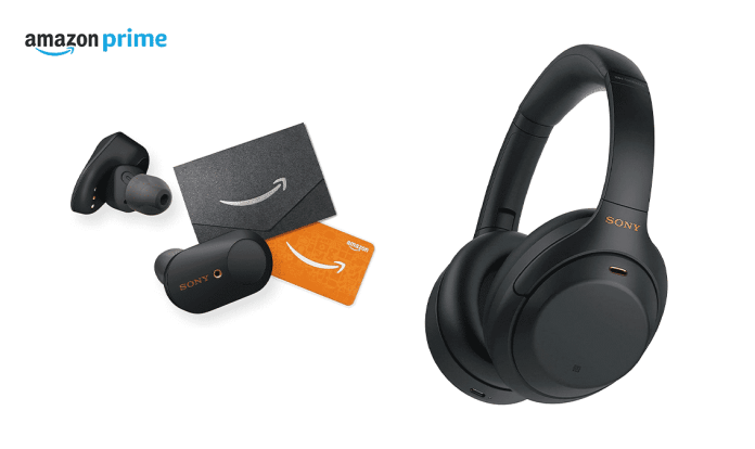 Amazon Prime Days (US): Up to 60% off on Sony Noise Cancelling Headphones