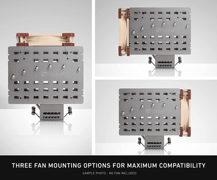 Noctua launches new fanless  NH-P1 passive CPU cooler for $109.90