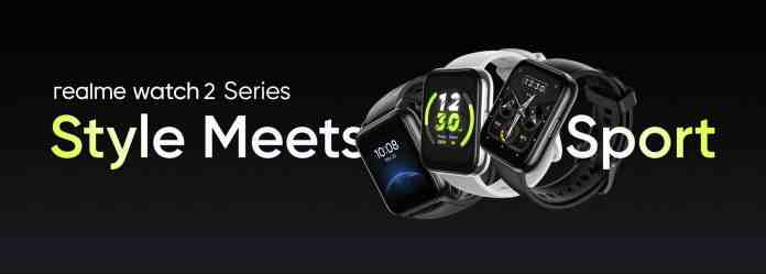 Realme Watch 2 and Watch 2 Pro launched globally