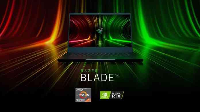 Razer hears fans, brings the first laptop with AMD Ryzen processors - Blade 14
