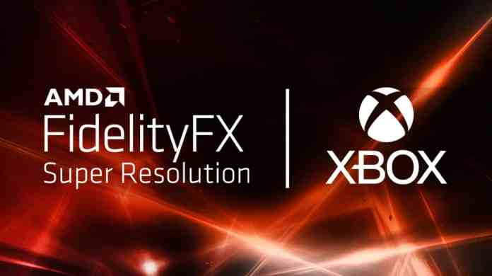 AMD FidelityFX Super Resolution will come to Xbox Series S|X and Xbox One