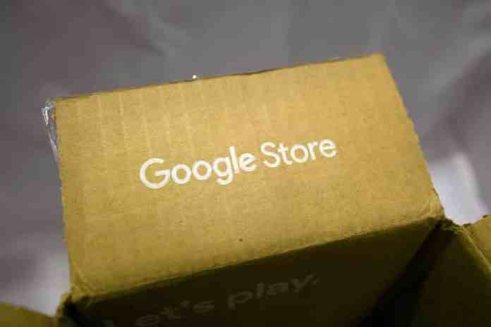Google about to open its first-ever physical retail store today