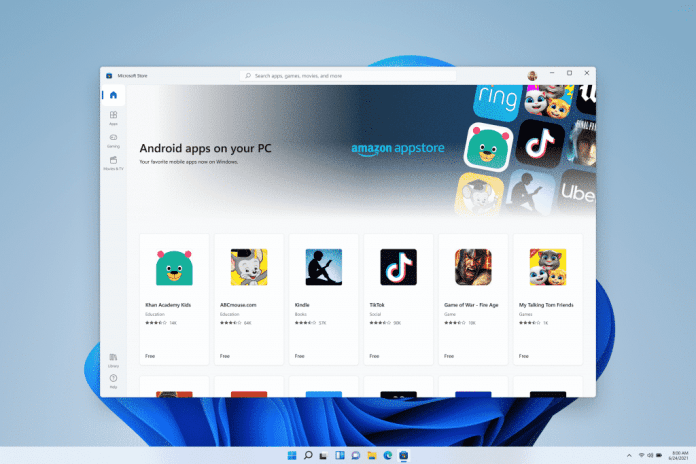 Now you can run Android Apps on Windows 11 because of Intel Bridge Technology