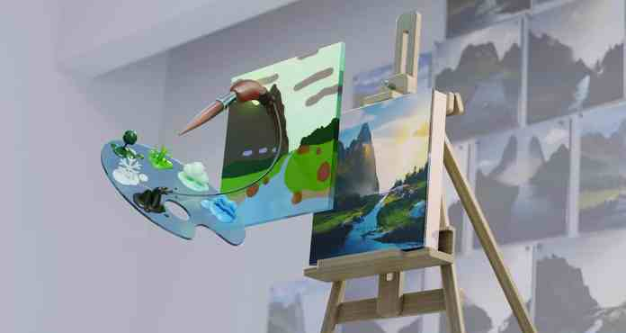 NVIDIA Canvas App Launches in Beta while Adobe Substance 3D Collection Gets RTX Acceleration