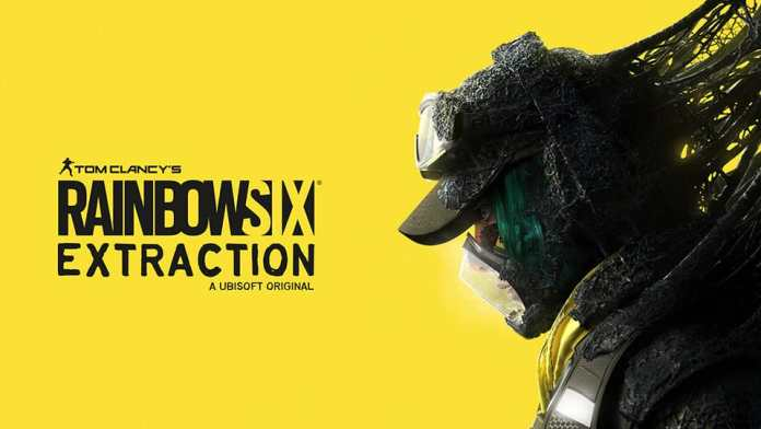 Rainbow Six Extraction launching on September 16th