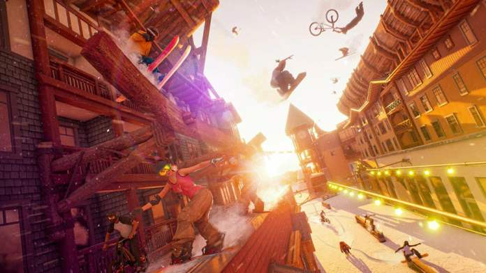 The Riders Republic is the perfect extreme sports extravaganza, launching on September 2