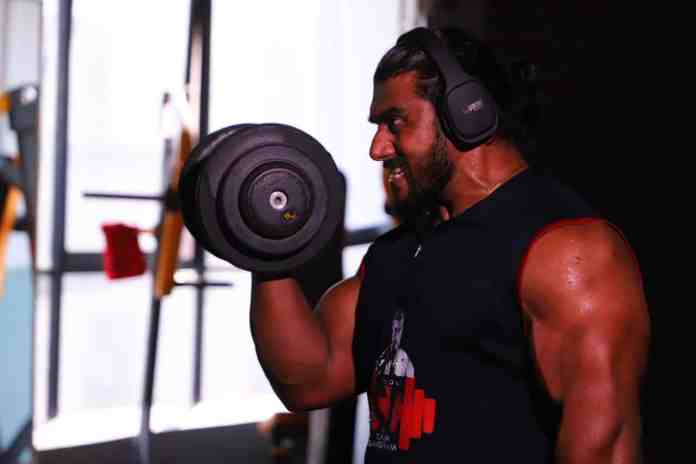 UBON signs in another gem as his brand ambassador - Mr. Sangram Chougule, the world champion body builder_TechnoSports.co.in