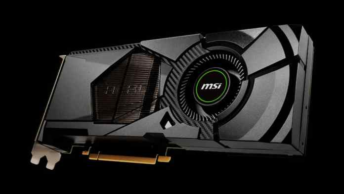 MSI quietly launches 50HXMINER with 10GB GDDR6 memory