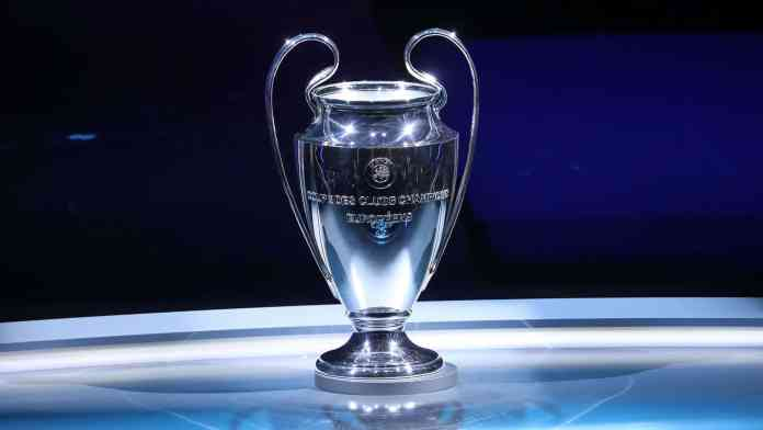 UEFA Champions League 21/22: Group Stage Draw in Full