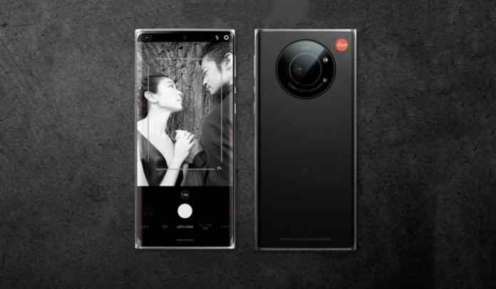 Leica Leitz Phone 1 launched in Japan: Price and specifications