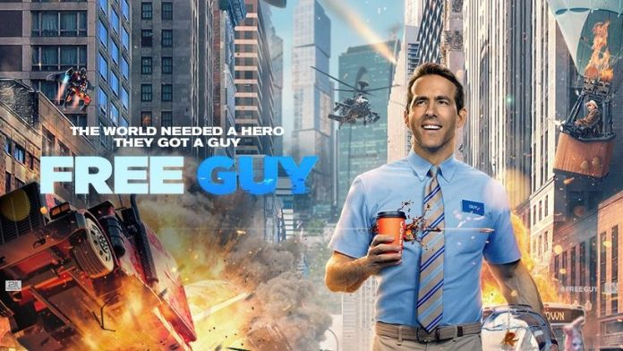 """""""Free Guy"""": All We Need to Know about the film"""