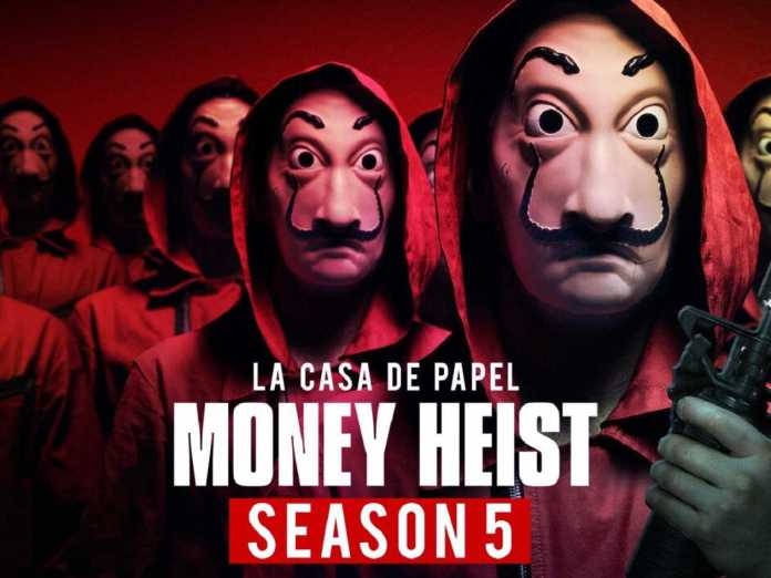 """""""Money Heist(Season 5)"""": Netflix has confirmed the release date and the Expectation""""Money Heist(Season 5)"""": Netflix has confirmed the release date and the Expectation"""