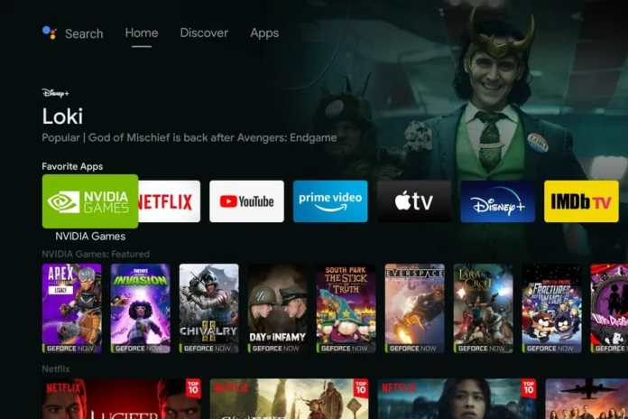 NVIDIA's new UI update for its Shield devices takes inspiration from Google TV OS