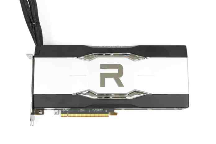 AMD's Radeon RX 6900 XT LC appears in online reviews