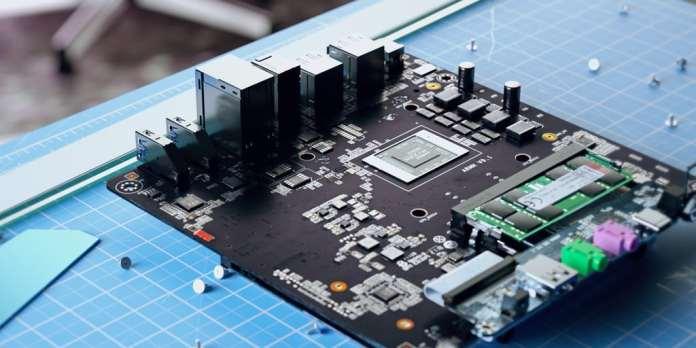 Minisforum is working on the first Mini PCs powered by AMD's Ryzen 5000 SKUs