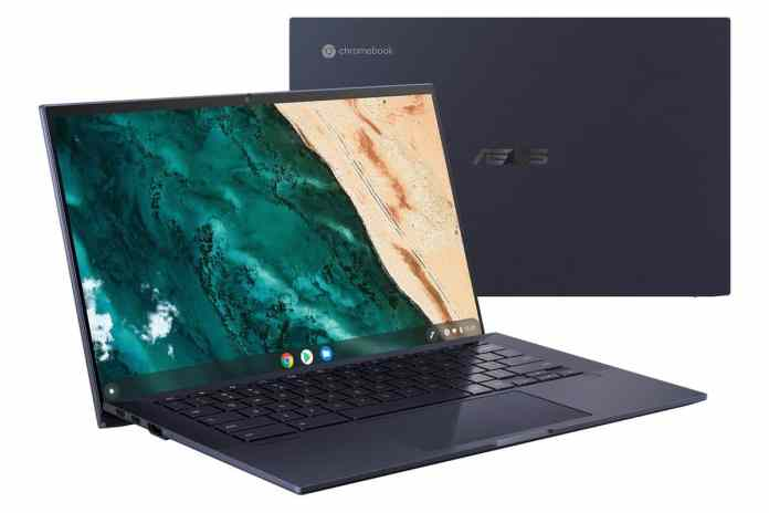 ASUS's new Chromebook CX9 and Flip CX5 are probably the most powerful currently available