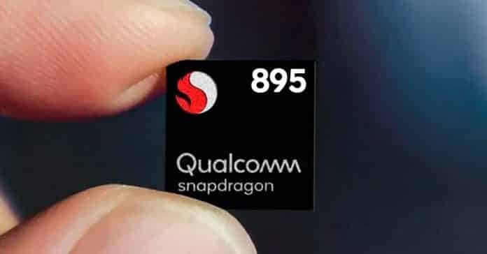 Xiaomi Mi 12 will feature Snapdragon 895 by the end of the year