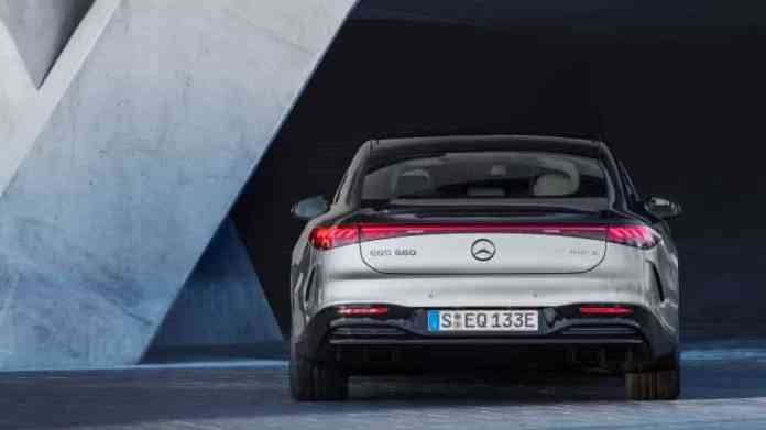 Mercedes-Benz aims to go electric-only by 2030