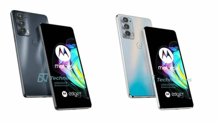 Motorola Edge 20 Pro, Edge 20 and Edge 20 Lite specifications and pricing leaked