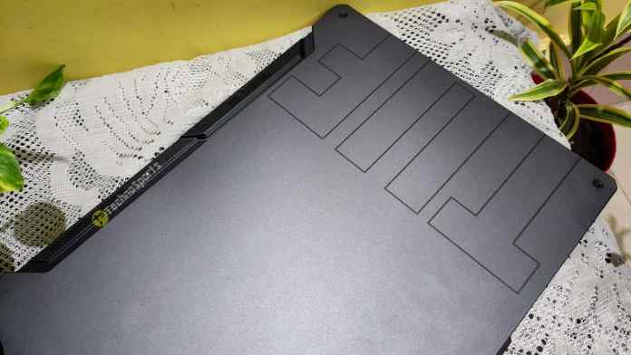 ASUS TUF Gaming F15 Review - 19_TechnoSports.co.in