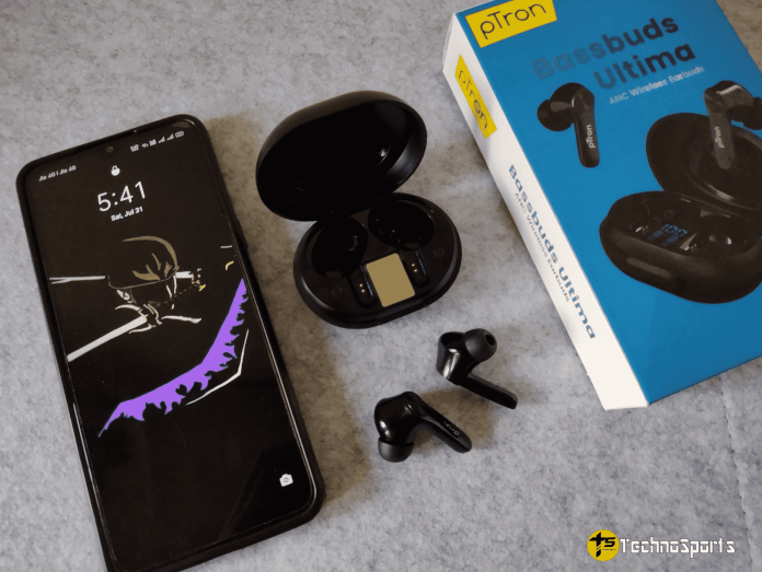 pTron Bassbuds Ultima Review: The cheapest ANC earbuds in India