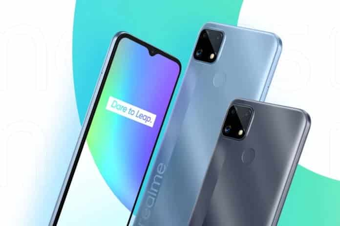Realme hikes prices of many phones due to components shortage
