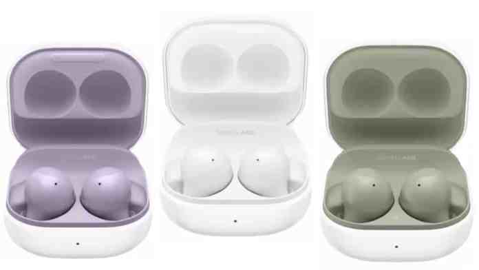 Samsung Galaxy Buds 2 full specs revealed ahead of launch
