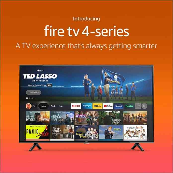 You can now pre-order Amazon Fire TV 4-Series, which starts at $369.99
