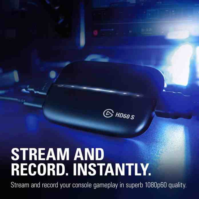 Deal: Elgato Game Capture HD60 S for 1080p video recording card discounted to ₹14,109