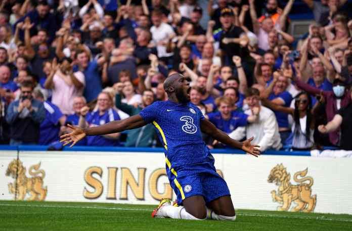 Romelu Lukaku Chelsea Stamford Bridge