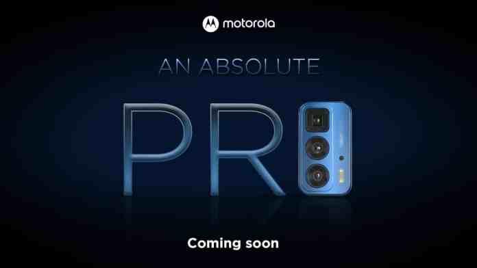 Motorola Edge 20 Pro launching in India on 1st October