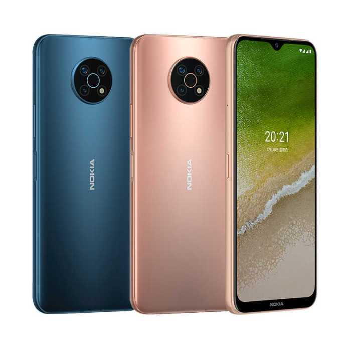 Nokia G50 5G with Snapdragon 480, 5,000mAh battery launched in China
