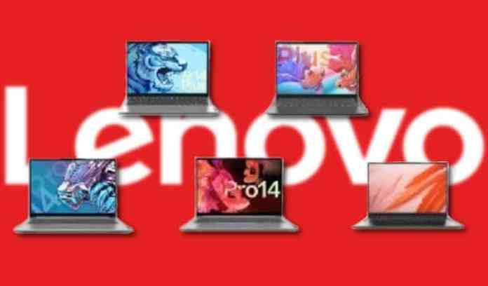 Lenovo launches five new laptops at its mega event