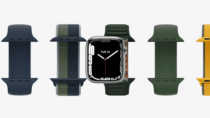 Experience more display with Apple Watch Series 7 at $399