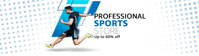 Amazon India announces the launch of 'Professional Sports Store'