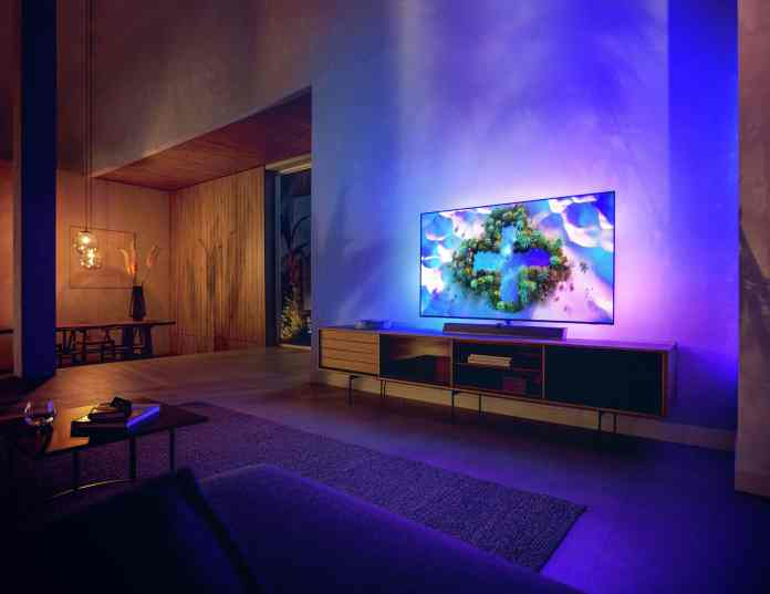 The new Philips OLED+ 936 and OLED+ 986 telivisions have support for 120Hz refresh rate, HDMI 2.1 VRR, FreeSync Premium, and more_TechnoSports.co.in