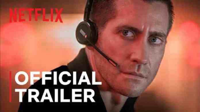 """""""The Guilty"""": Netflix dropped the trailer of Jake Gyllenhaal's upcoming thriller movie"""