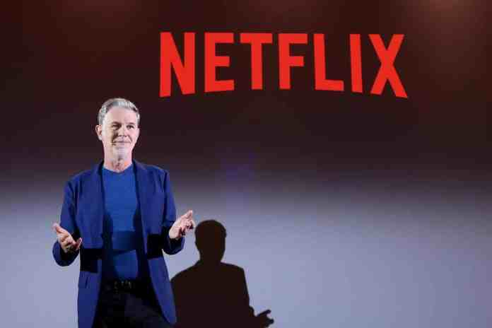Netflix CEO Reed Hastings says Investing in India is a priority for Netflix
