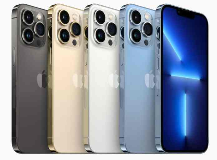 iPhone 13 Pro series will be the first iPhones to sport up to 1TB storage
