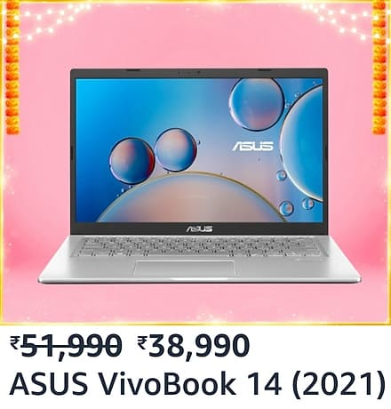 Best deals on everyday use laptops on Amazon Great Indian Festival Sale