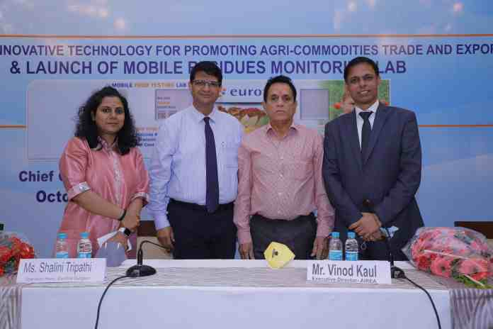 Eurofins Analytical Services, a member of Eurofins Scientific Group launched Mobile residues monitoring lab to support Agri commodities testing near farms & procurement markets