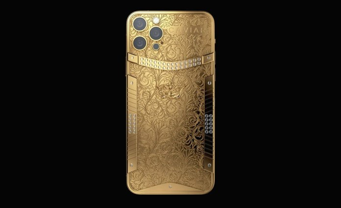 Caviar announces Gold plated PS5, iPad mini, AirPods Max, and iPhone 13 Pro
