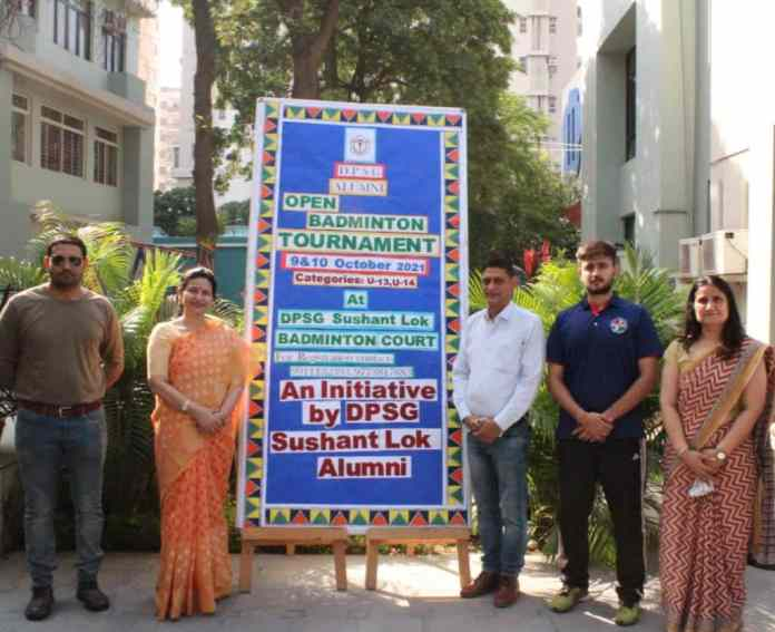 DPSG Sushant Lok, Gurugram successfully conducts Sports Charity Drive on 9th-10th Oct 2021