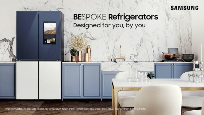 Samsung India launches Premium BESPOKE Refrigerators, starts at ₹167,990