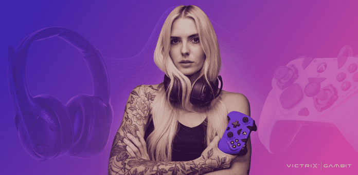 Victrix launches Gambit Dual-Core Tournament Controller and Gambit Wireless Gaming Headset's custom made for Xbox players