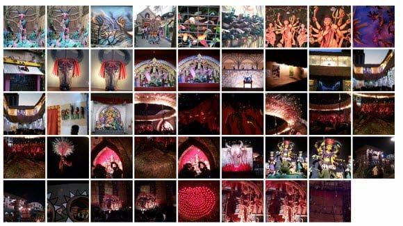 Durga Puja in Kolkata 2011