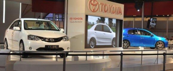 Toyota Etios bookings open December 1