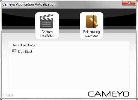 Cameyo Aplication Virtualization
