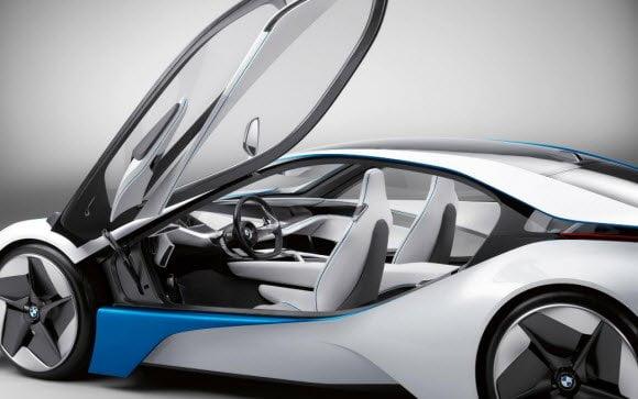 Concept Car theme for Windows 7