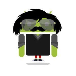 Create your Own Avatar which is lookalike of official Android Mascot